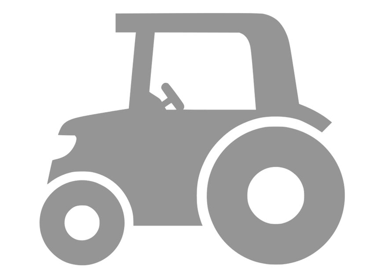 Malvorlage Traktor  Ausmalbild 28687