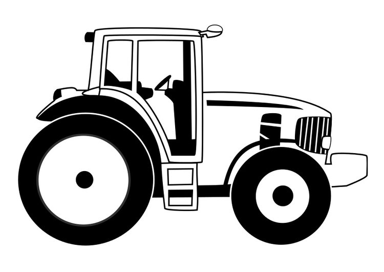 Ziemlich Malvorlagen Traktoren Galerie - Framing Malvorlagen ...