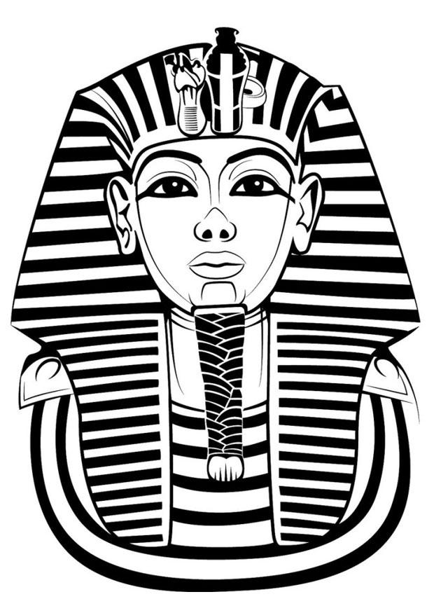 Fantastisch Alte ägypten Mumie Malvorlagen Bilder - Beispiel ...
