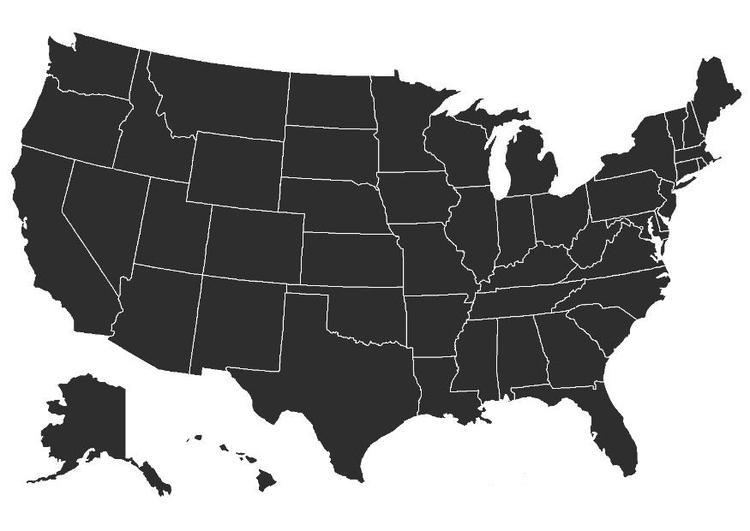 Tolle Malvorlagen Der Vereinigten Staaten Fotos ...