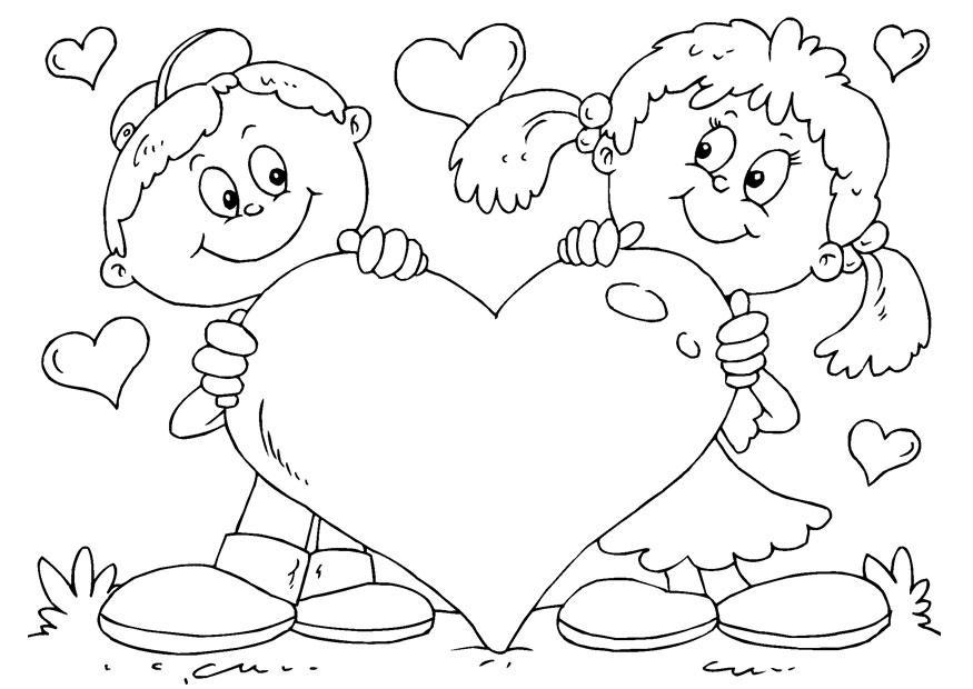 Ungewöhnlich Malvorlagen Valentinstag Herzen Ideen - Entry Level ...