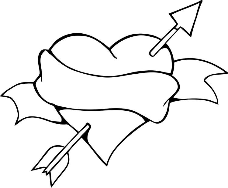malvorlage valentinstag  kostenlose ausmalbilder zum