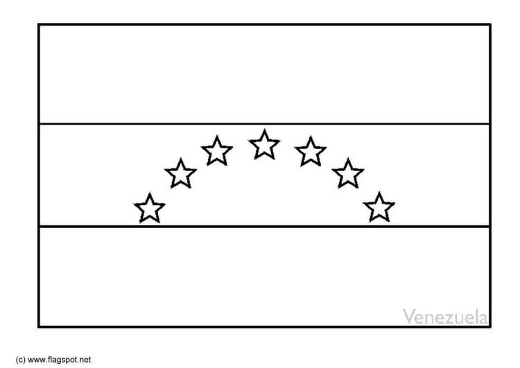 Wunderbar Venezuela Flagge Ausmalbilder Bilder - Framing Malvorlagen ...