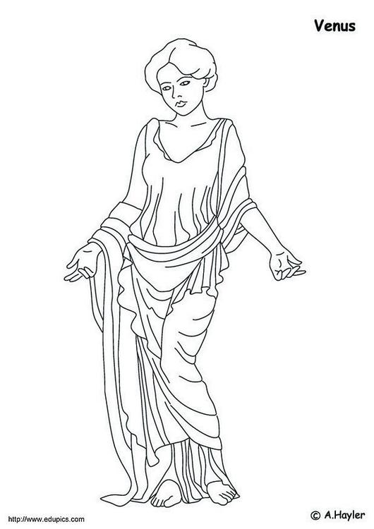 Malvorlagen Römische Götter My Blog
