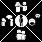 Malvorlage  Verhaltensarten