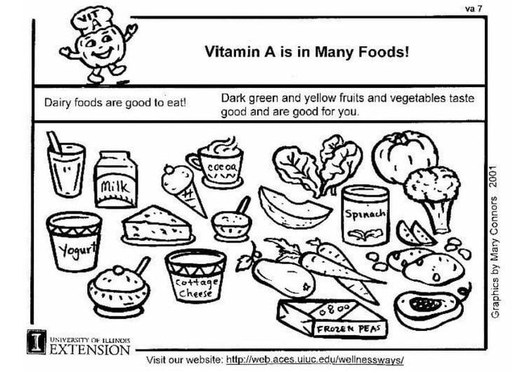 имеют кое-что картинки раскраски витамины последние несколько