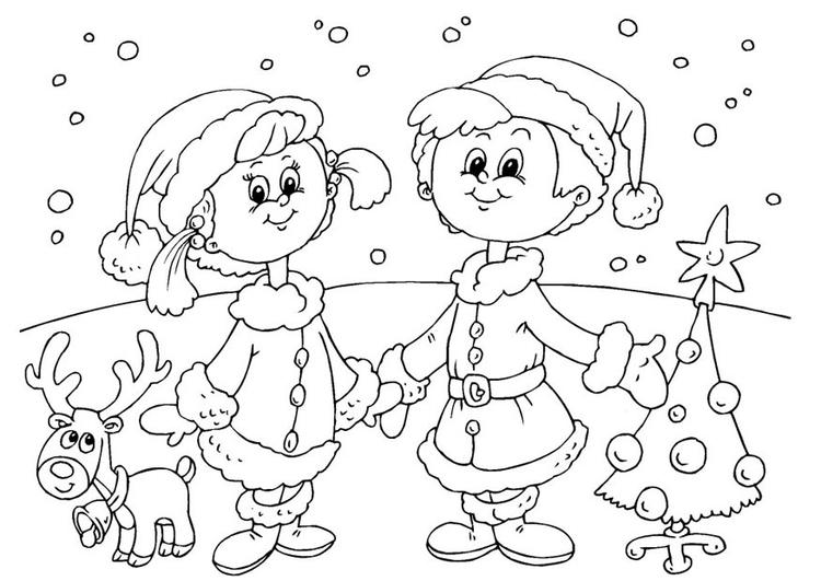 Malvorlage Weihnachten Kostenlose Ausmalbilder Zum Ausdrucken