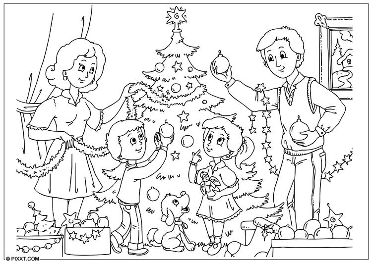 Malvorlage Weihnachtsbaum.Malvorlage Weihnachtsbaum Dekorieren Ausmalbild 28189 Images