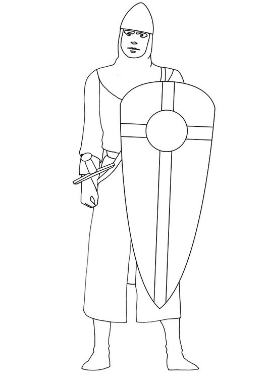 Solger Coloring Pages