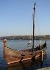 Foto Wikingerschiff - Drachenschiff