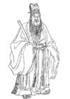 Malvorlage  Yang Chicheng