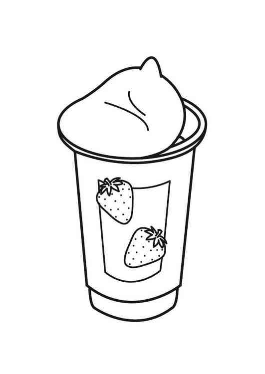 Fantastisch Joghurt Malvorlagen Zeitgenössisch - Framing Malvorlagen ...