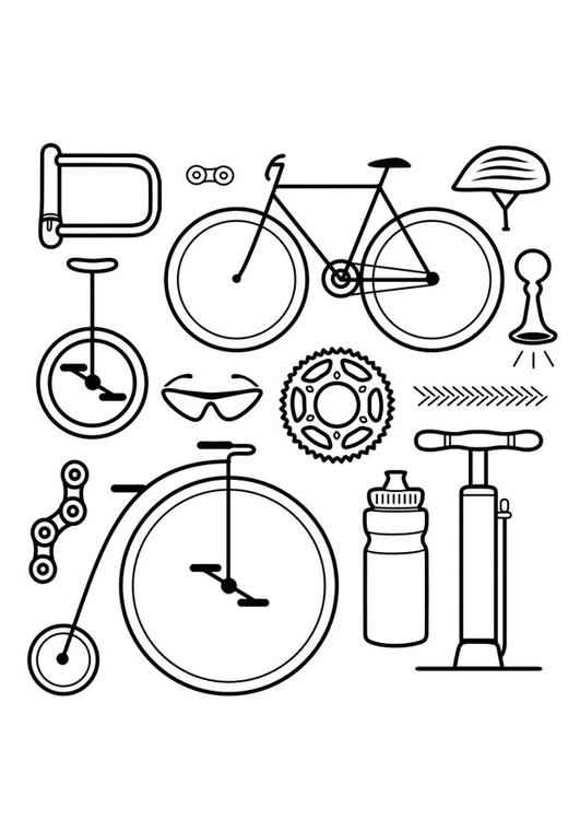 Kleurplaat Nijntje Op De Fiets Malvorlage Zeichen Fahrrad Kostenlose Ausmalbilder Zum