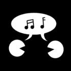 Malvorlage  zusammen singen
